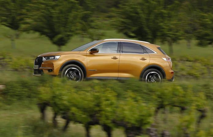 DS 7 Crossback gains new petrol power 1
