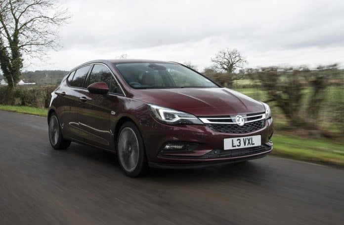 Vauxhall Astra The Car Expert