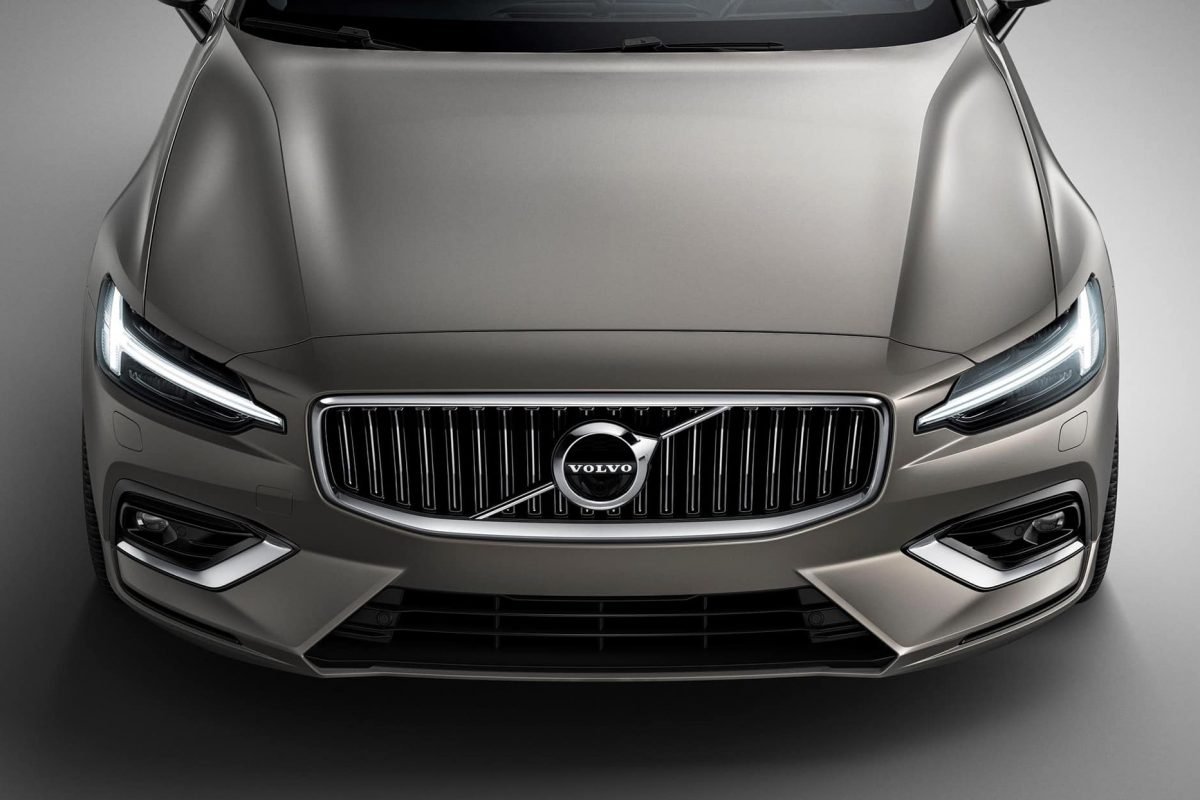 Volvo Cars to eliminate diesel engines from the new S60 sedan