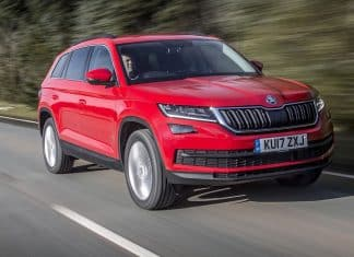 Skoda Kodiaq review 2018 (The Car Expert)