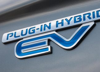 plug-in hybrid badge