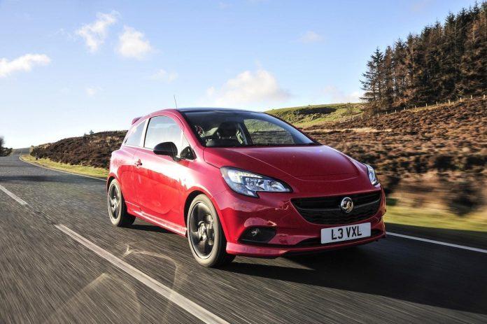 Vauxhall Cosa Help to Buy scheme