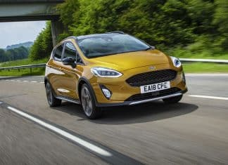 Ford Fiesta Active review 2018 (The Car Expert)