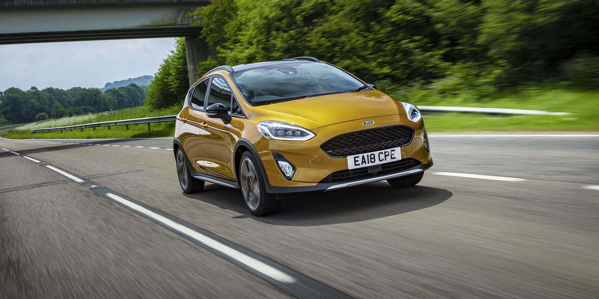 Ford Fiesta Active Review New Car Reviews 2018 The Car Expert