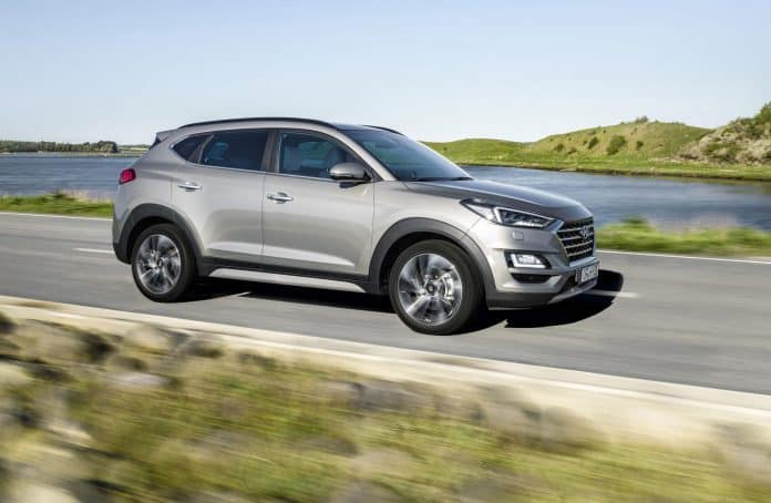 1806 New Hyundai Tucson The Car Expert