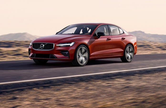 1806 Volvo S60 The Car Expert