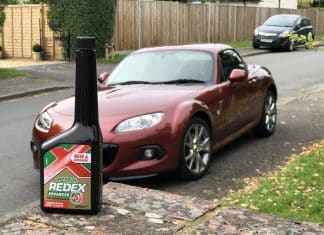 Redex 5-in-1 advanced petrol system cleaner 02