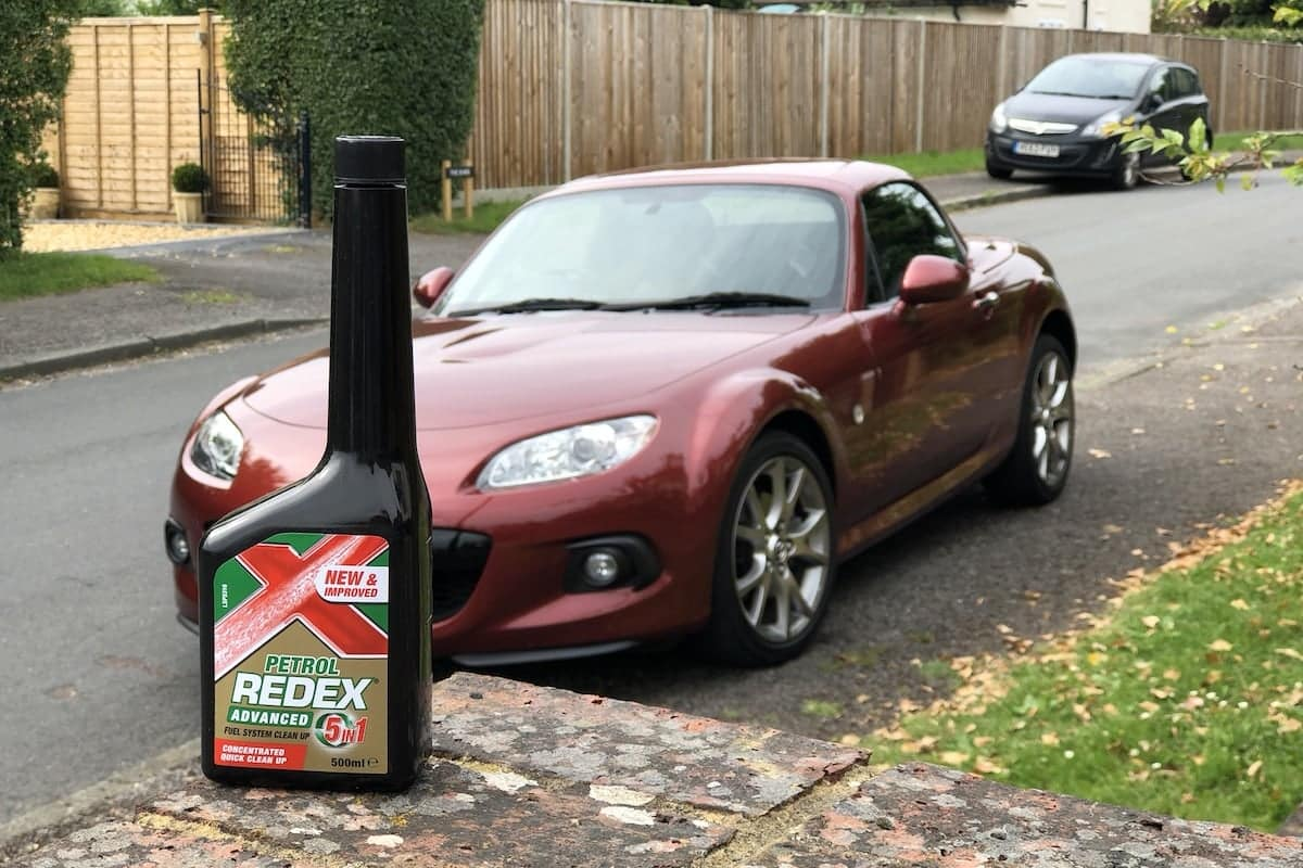 Redex 5-in-1 advanced petrol system cleaner