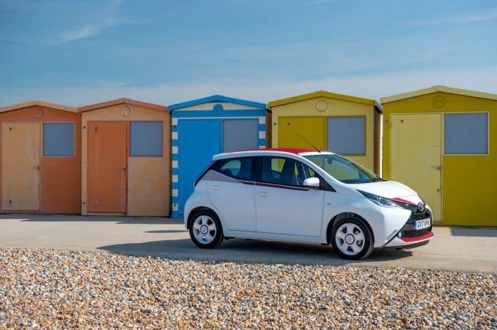 Toyota Aygo scrappage scheme June 2018