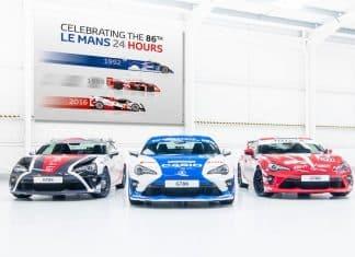 Toyota GT86 Le Mans