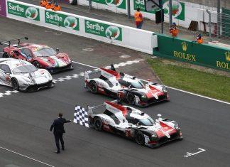 Toyota Gazoo Racing wins Le Mans 2018
