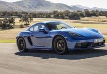 Porsche 718 Cayman GTS wallpaper | The Car Expert
