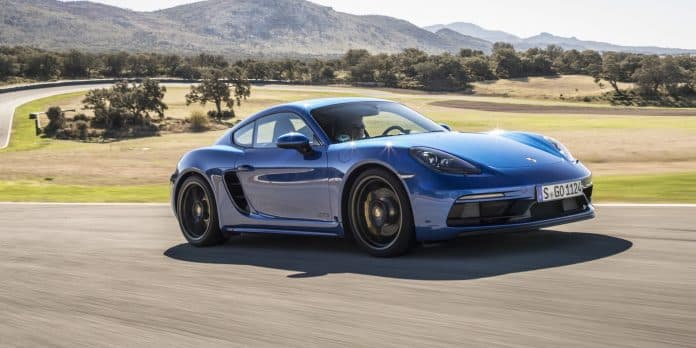 Porsche 718 Cayman GTS wallpaper | The Car Expert