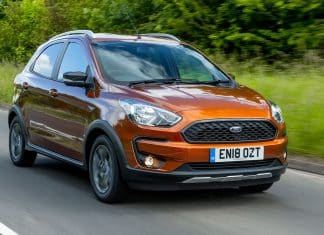 Ford Ka+ Active review 2018 (The Car Expert)