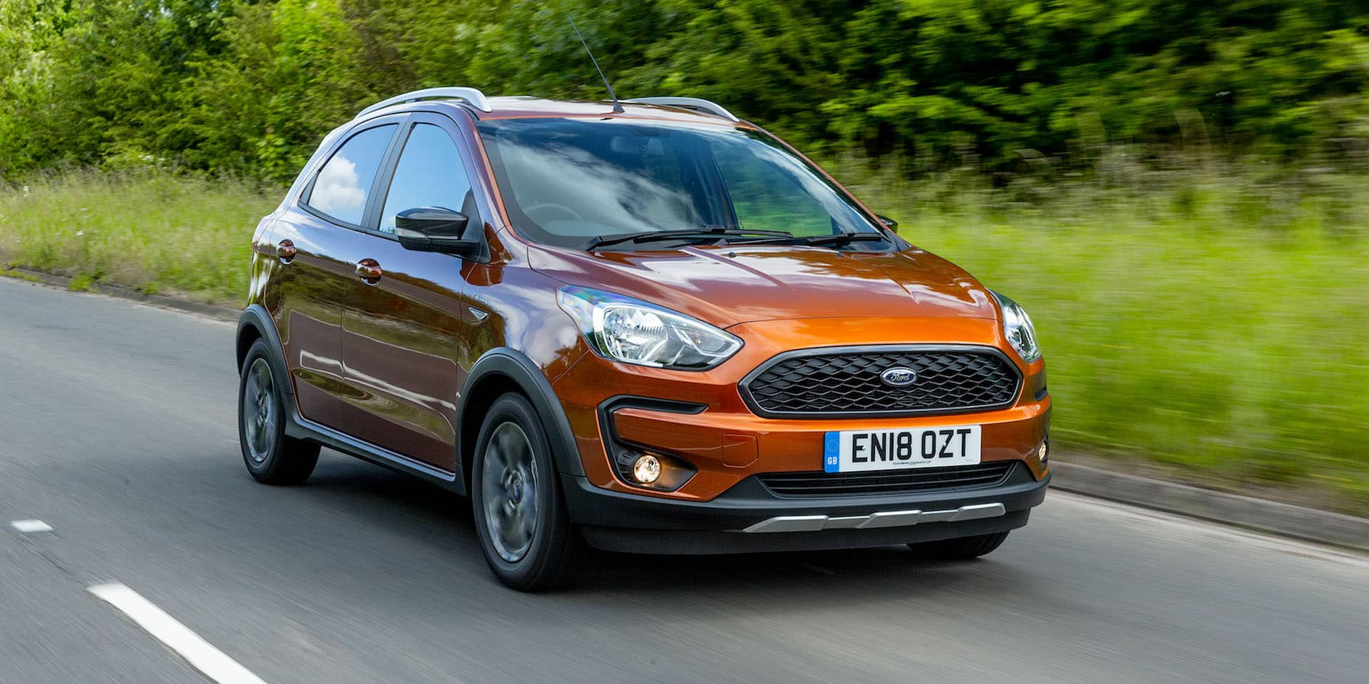 Ford Ka+ Active review 2018 | The Car Expert