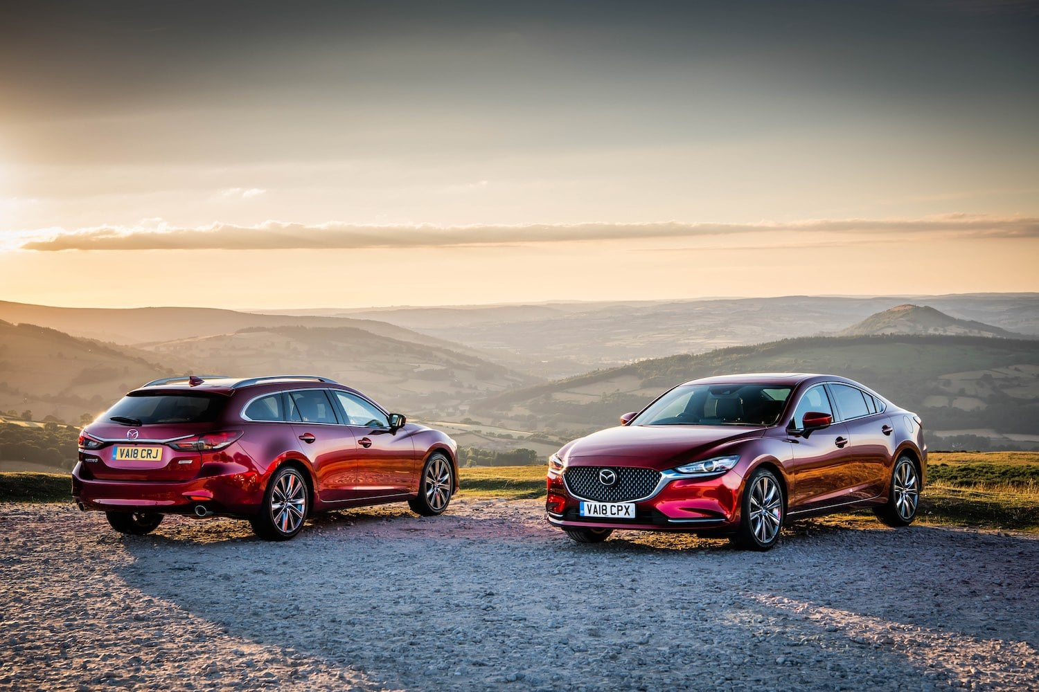 Mazda 6 saloon and estate review 2018 | The Car Expert