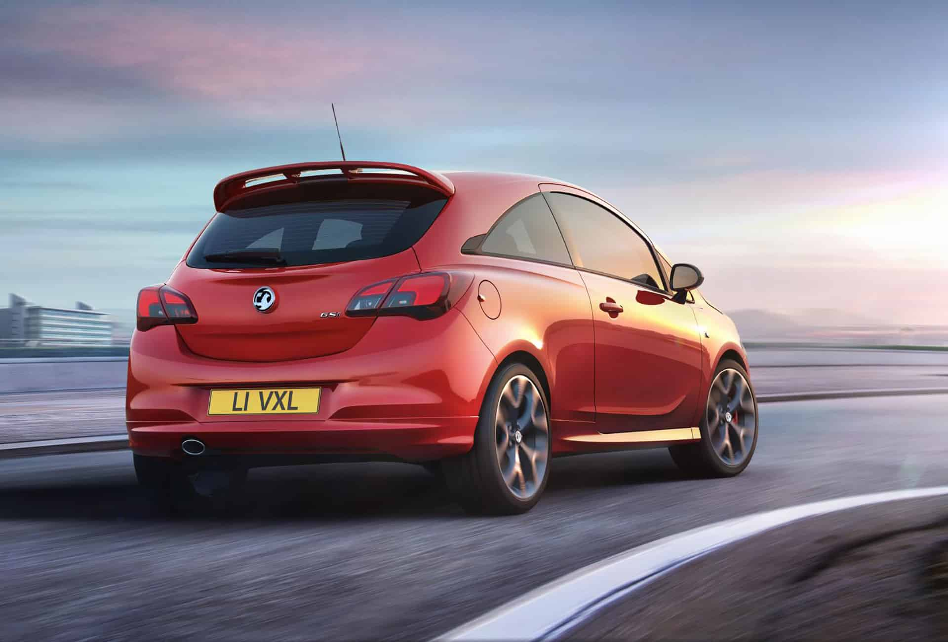 Vauxhall Corsa GSi The Car Expert