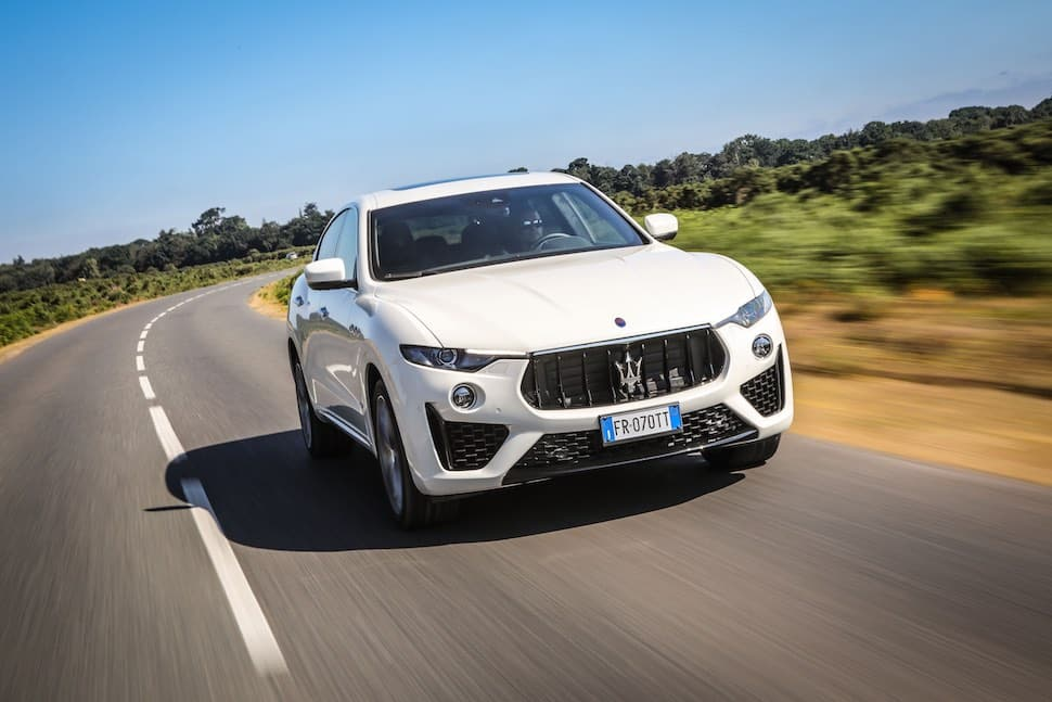 2019 Maserati Levante review | on-road –front | The Car Expert