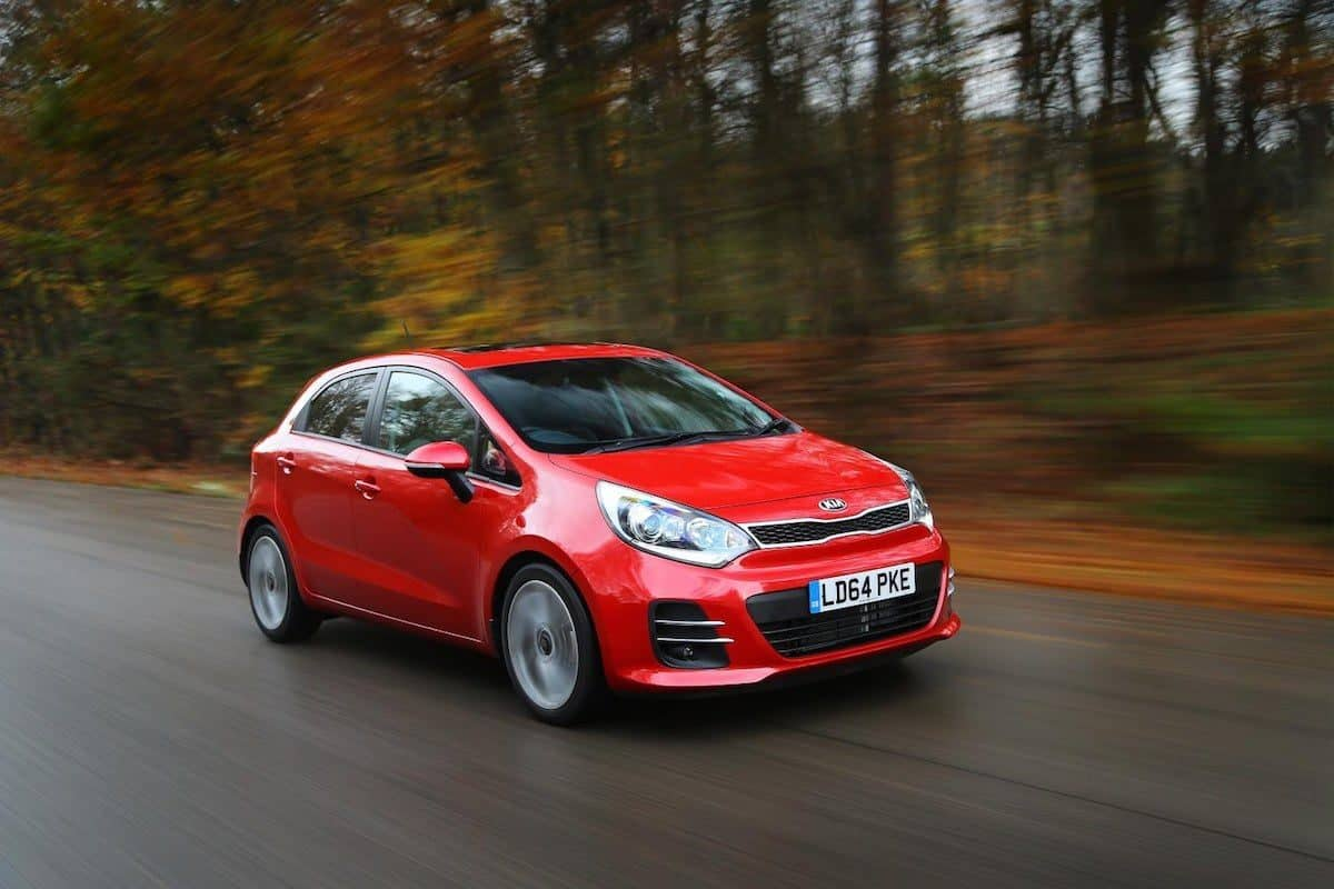 Kia Rio 2014 | The Car Expert