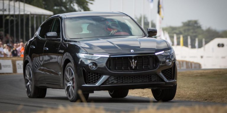 Maserati updates Levante with new models and engines