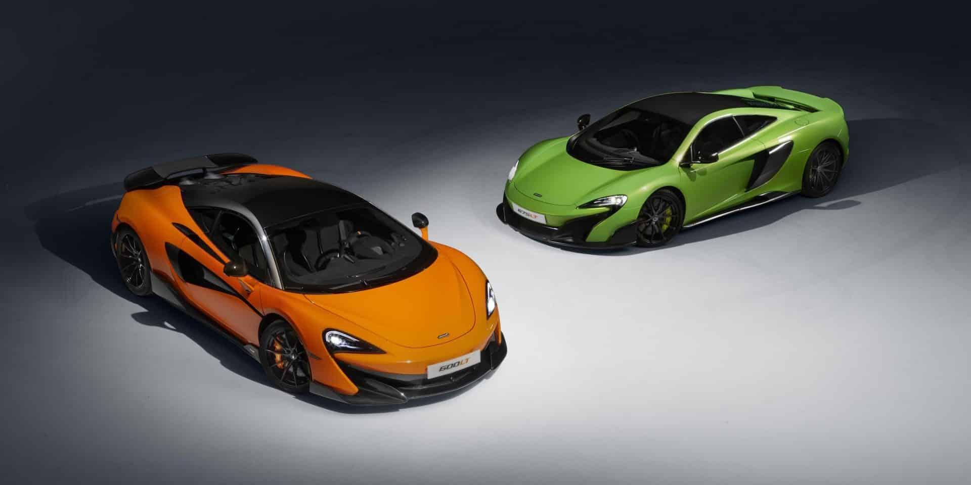 McLaren 600LT and 675LT | The Car Expert