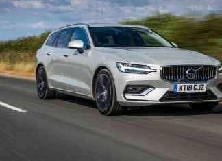 Volvo V60 review 2018 (The Car Expert)