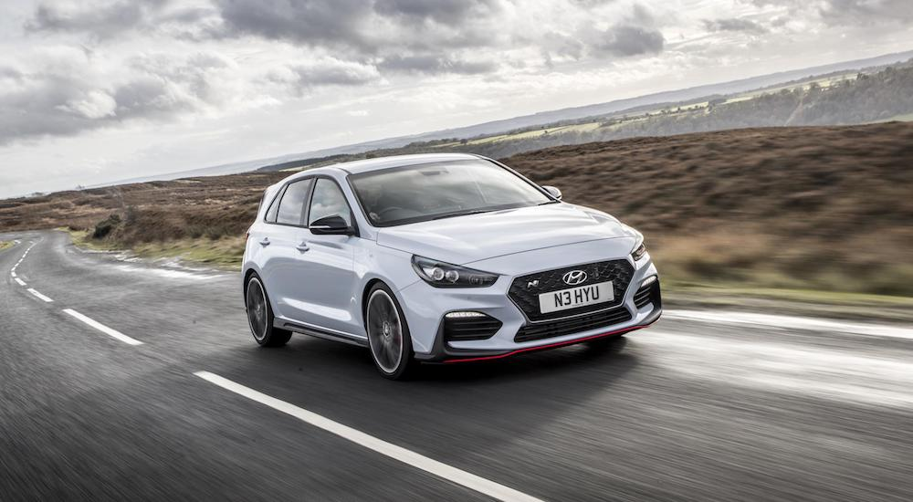 Hyundai i30 N - June 2018