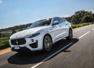 2019 Maserati Levante wallpaper | The Car Expert