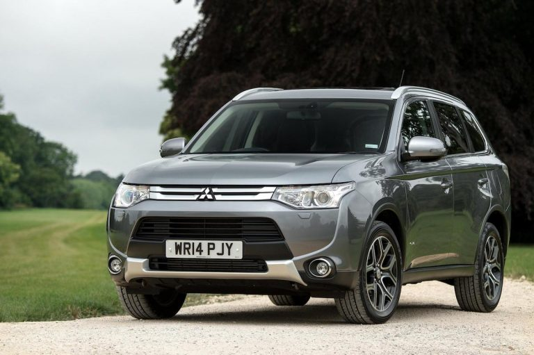 Mitsubishi Outlander the UK's fastest-selling used car in June