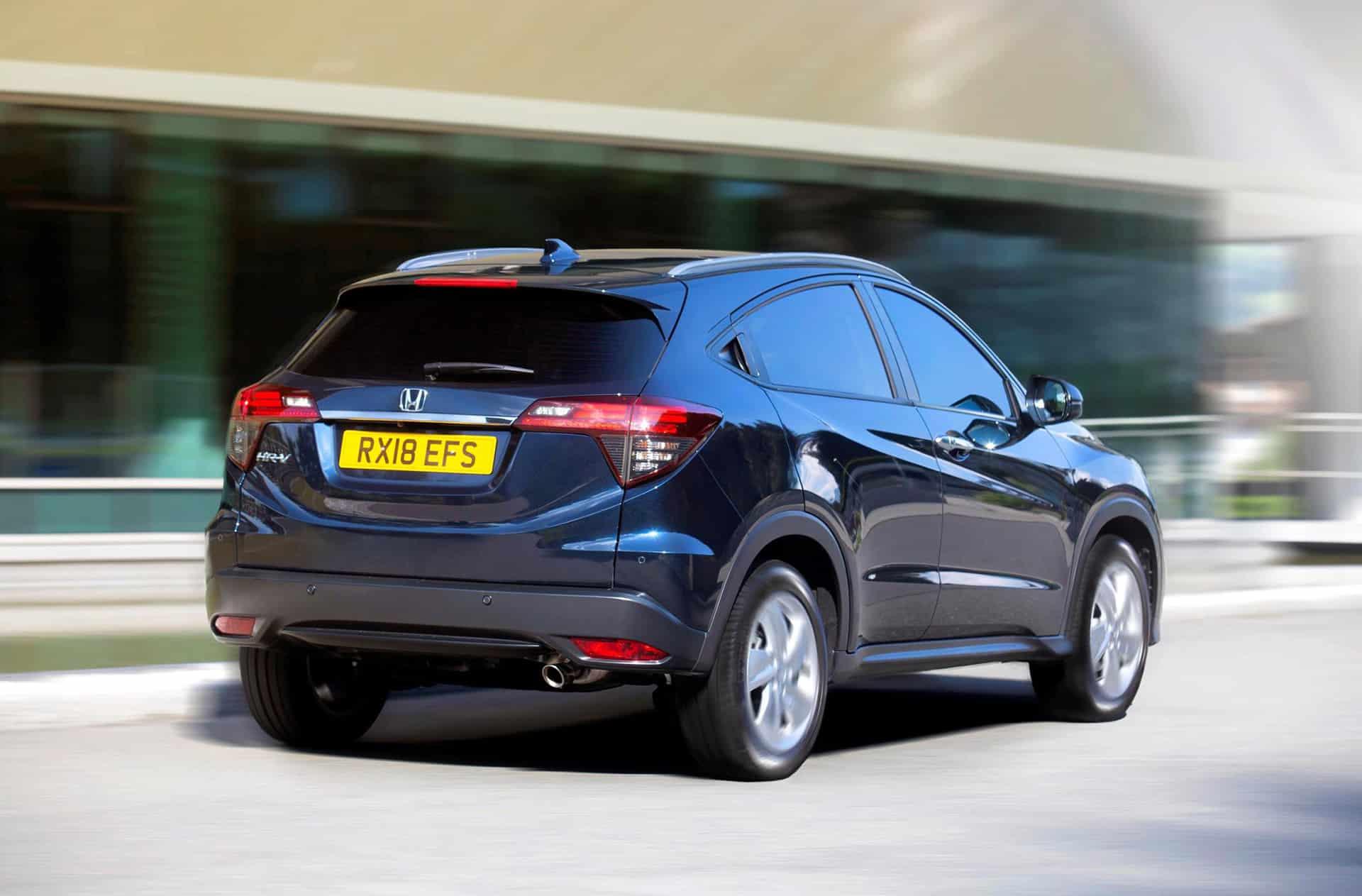 Honda HR-V The Car Expert