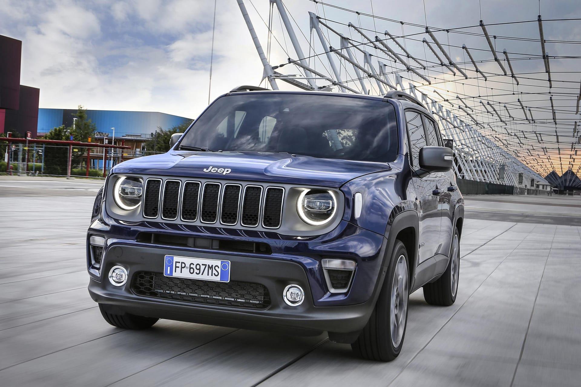 Jeep Renegade The Car Expert