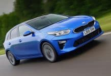 Kia Ceed review 2018 (The Car Expert)