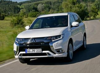 1808 Mitsubishi Outlander PHEV The Car Expert
