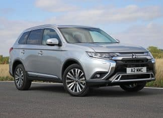 Mitsubishi Outland petrol The Car Expert