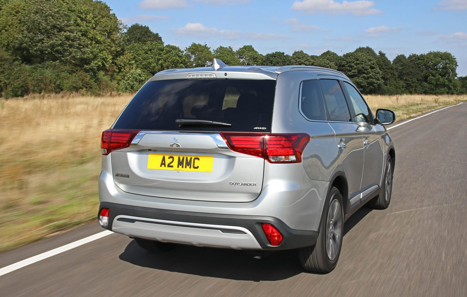 Mitsubishi Outlander petrol The Car Expert