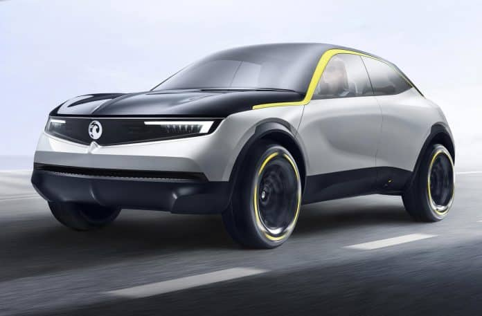Vauxhall GTX Experimental Concept the Car Expert