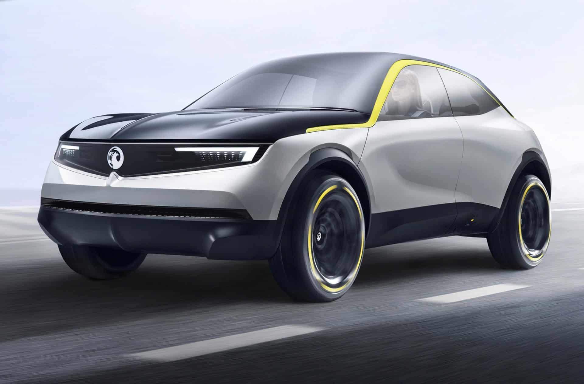Vauxhall GT X Experimental Concept the Car Expert