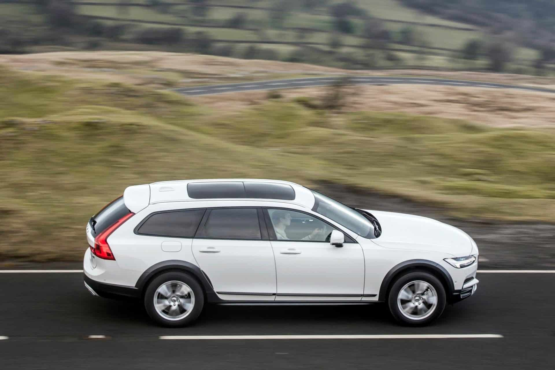 Volvo V90 Cross Country The Car Expert