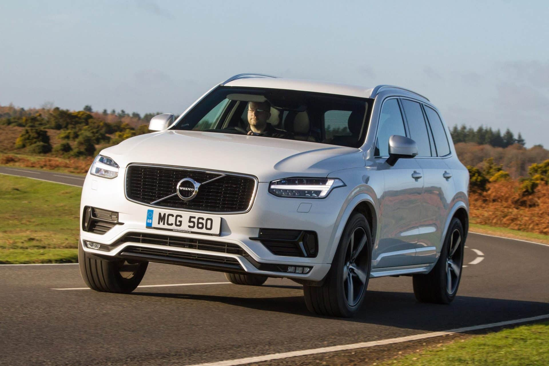 Volvo XC90 The Car Expert