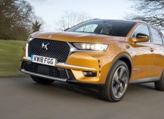 DS 7 Crossback review (The Car Expert)