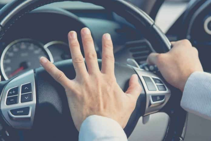 Stress and road rage
