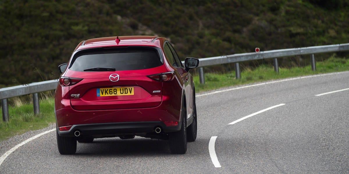 Mazda CX-5 68-plate September