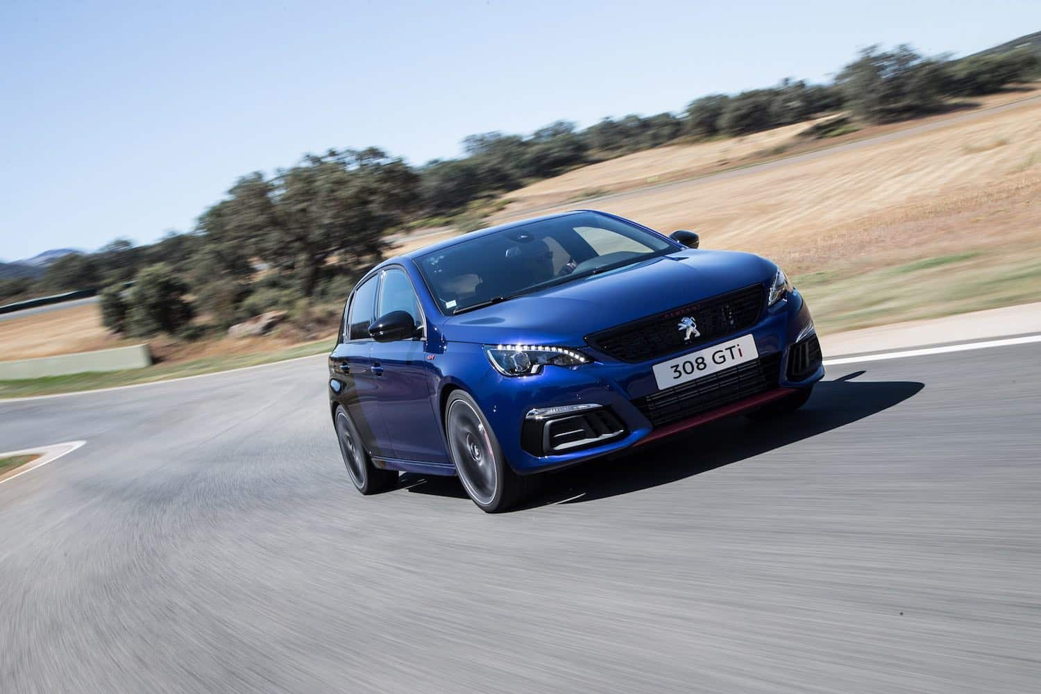 Peugeot 308 GTi road test 2018 | The Car Expert