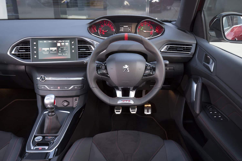 Peugeot 308 GTi review 1
