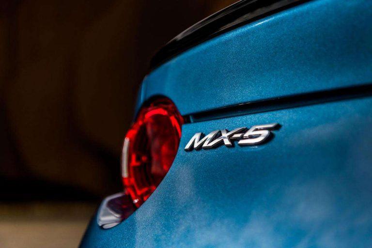 Higher-power Mazda MX-5 on sale in September
