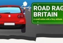 Warranty Direct Road Rage Britain header