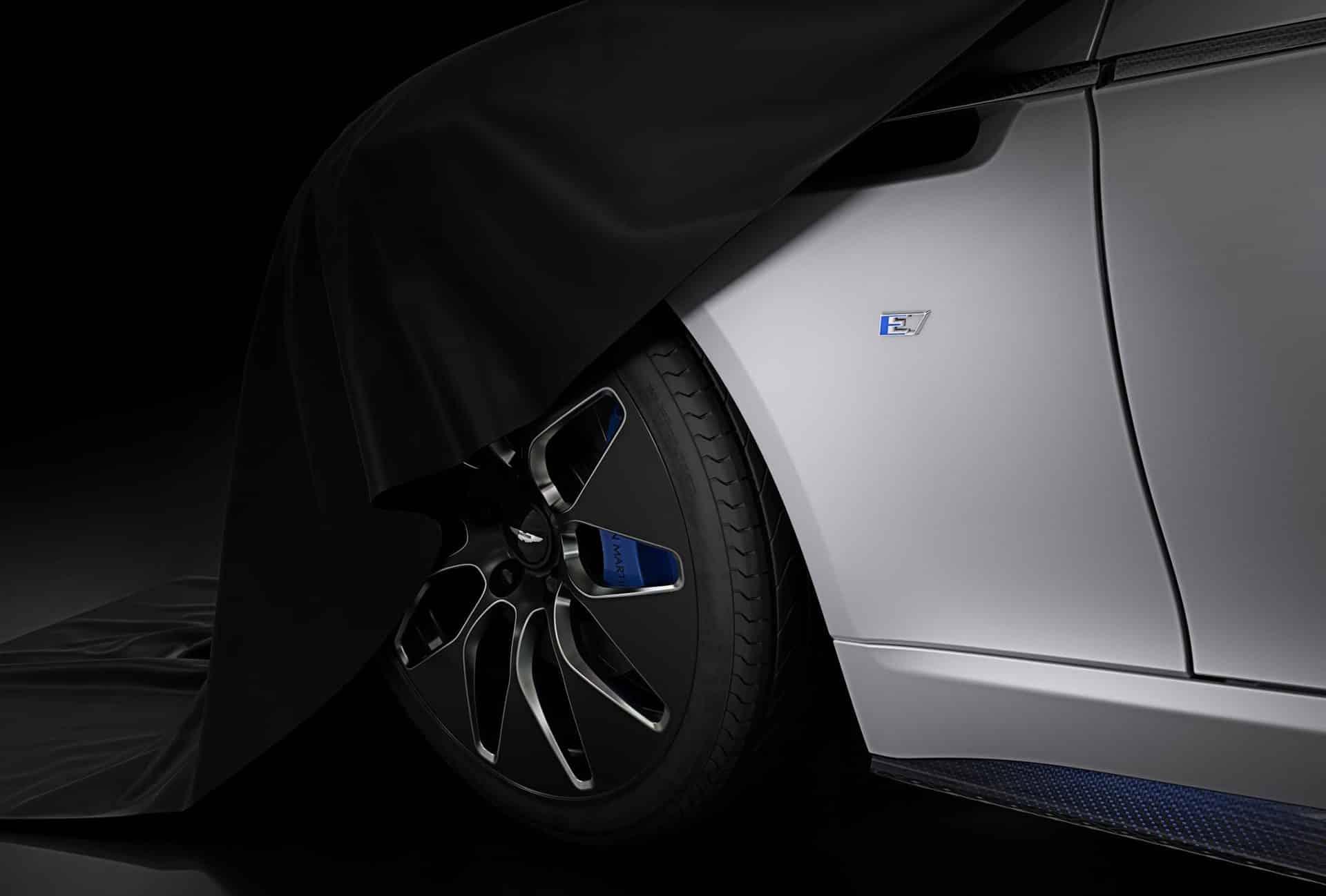 Aston Martin Rapide E The Car Expert