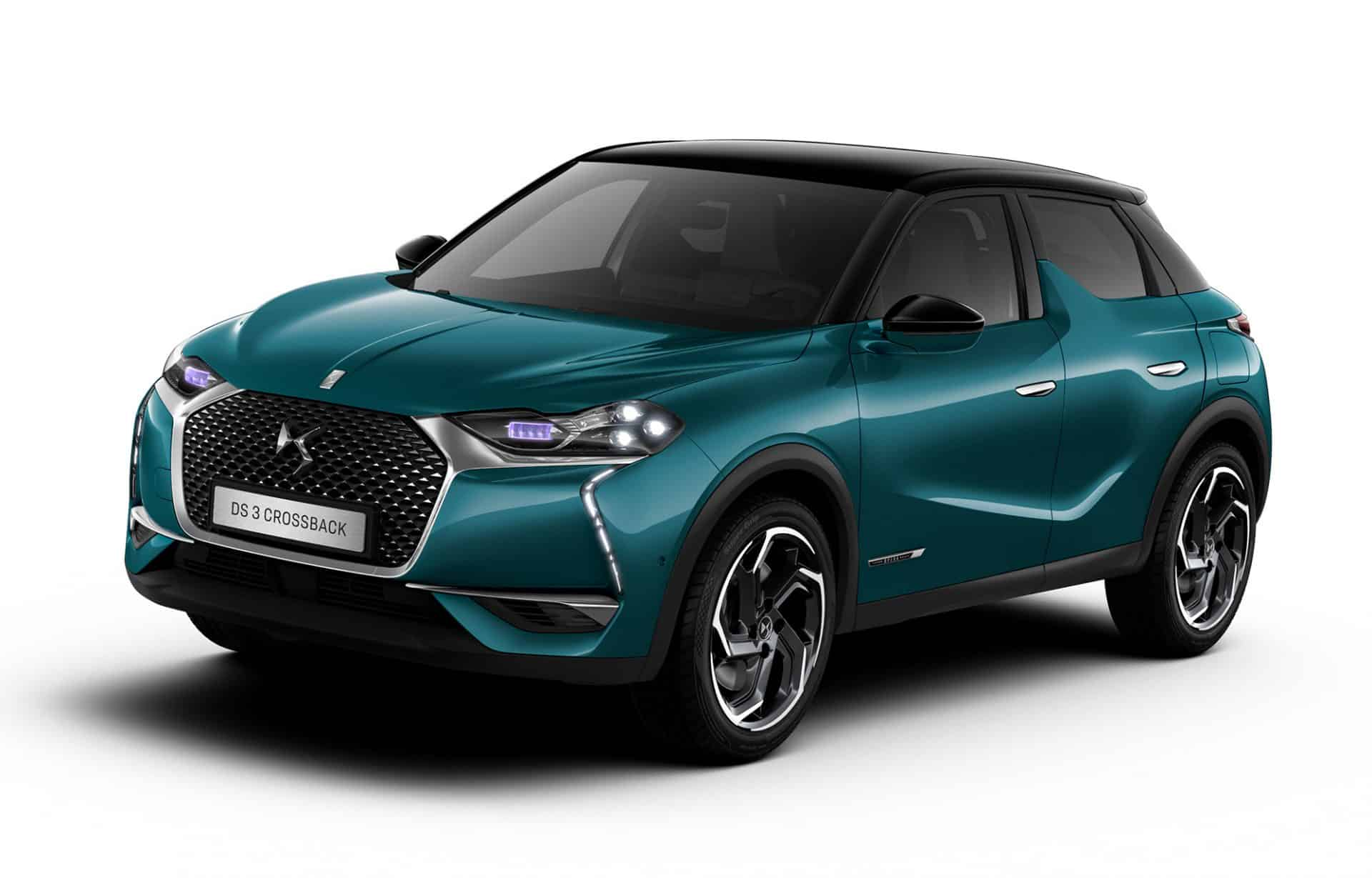 ds 3 crossback to take on audi a2 auto breaking news. Black Bedroom Furniture Sets. Home Design Ideas