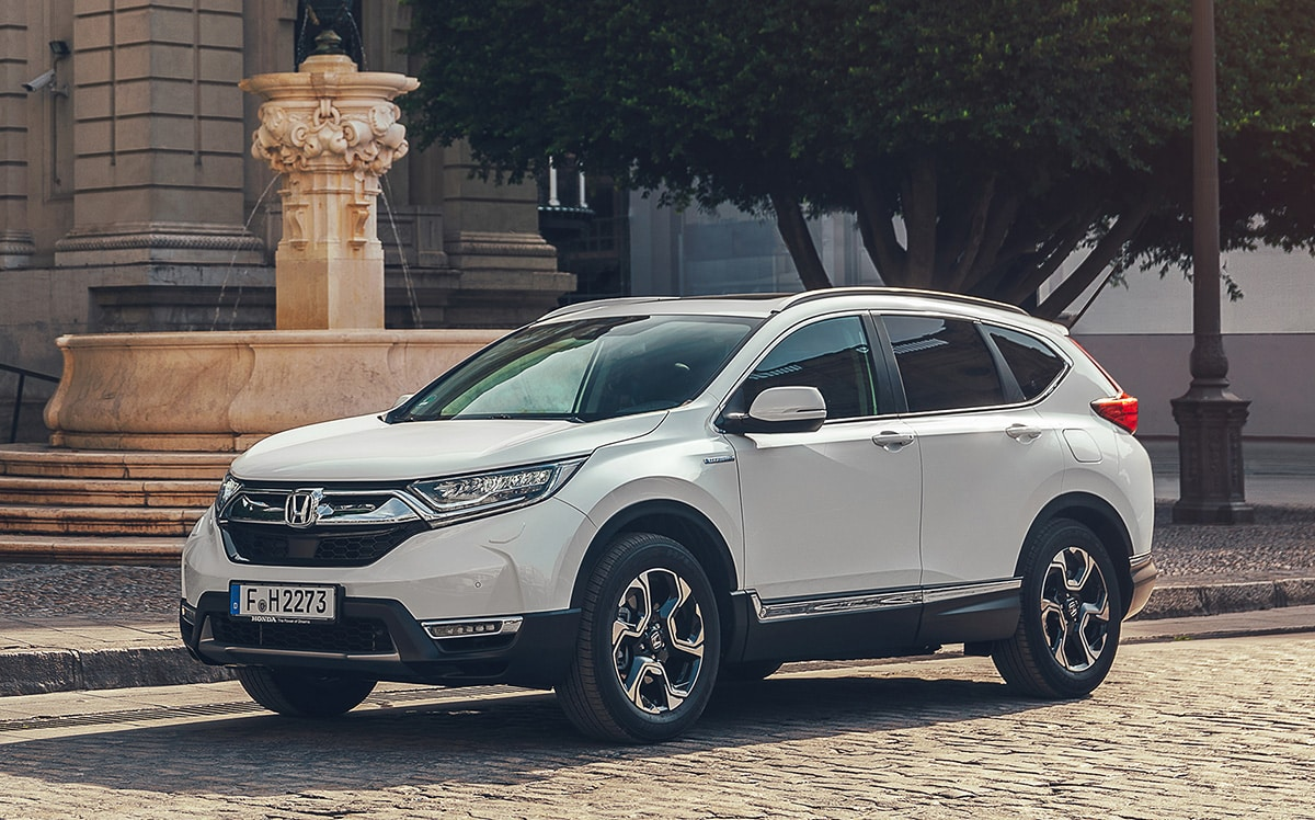 honda CR-V Hybrid The Car Expert