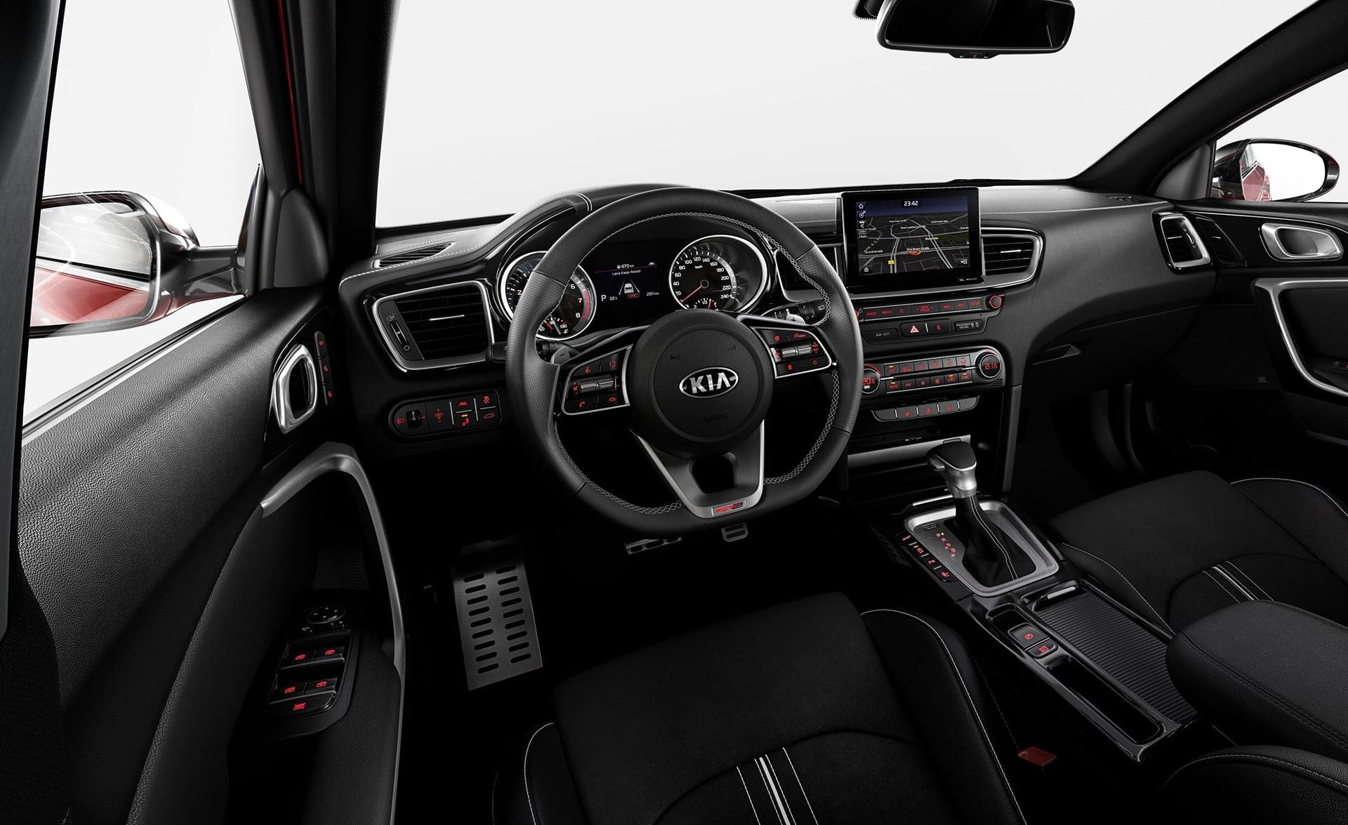 Kia ProCeed The Car Expert